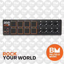 Akai LPD8 Ultra Portable Pad USB Controller w/ 8 Pads & 8 Knobs LPD-8 - BNIB -BM