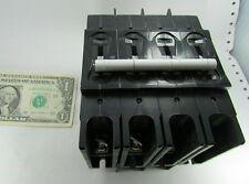 Airpax Sensata 60A 4-Pole Circuit Breakers 229-4-36991-7 Magnetic Trip Hydraulic