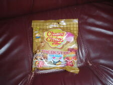 CHUPA CHUPS 12pc Bag THE BEST OF Candy COLA+CREAMY+FRUIT Lollipops EXP. 12/19