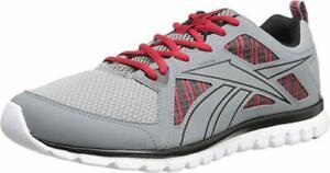 Reebok Men's Sublite Escape MT Running Shoes Men's Sneakers Grey/Red/Black/White