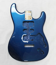 Eden Standard Series Paulownia Body for Strat Guitar Sapphire Blue