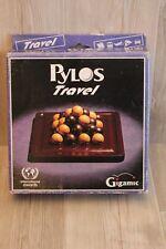 Jeu de société Pylos travel voyage mini - Gigamic - en bois - complet