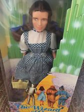 """The Wizard of Oz Dorothy and Toto Multi Toys Corp. 12"""" NIB"""