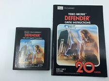 Atari 2600 Defender Tele-Games