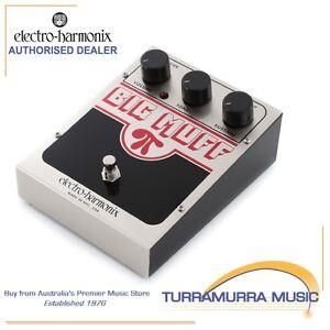 Electro Harmonix Big Muff Pi USA Distortion Effect FX Pedal