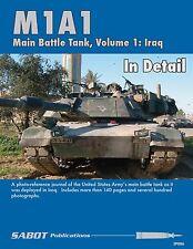 M1A1 MAIN BATTLE TANK, VOLUME 1: IRAQ
