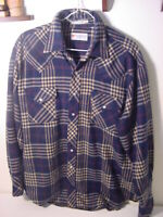 VTG ENVOY AUTHENTIC WESTERN SHIRT - MENS SIZE MEDIUM