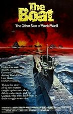 The Boat movie poster - 11 x 17 inches - Das Boot poster
