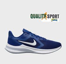 Nike Downshifter 10 Blu Scarpe Shoes Uomo Sportive Running CI9981 401 2020