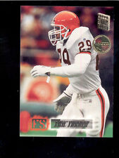 1994 Stadium Club ERIC TURNER Cleveland Browns Members Only Rare Card
