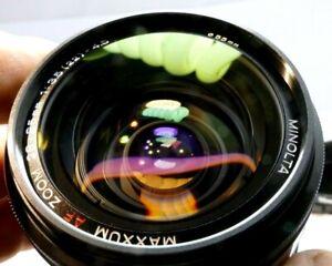 Minolta Maxxum 28-85mm f3.5-4.5 Af Objektiv Für sony A Halterung SLR Kameras