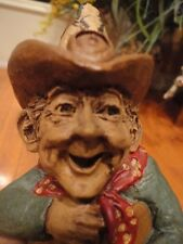 Boots 1983 Tom Clark Gnome Figurine Cairn Studio Item #75 Retired Edition