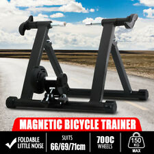 Workout Indoor Bicycle Trainer Rollers Magnetic Stand Cycling Training Bike