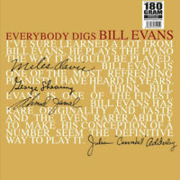 "Bill Evans Trio : Everybody Digs Bill Evans Vinyl 12"" Album (2015) ***NEW***"