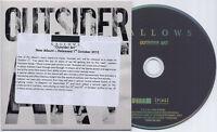 GALLOWS Outsider Art 2012 UK 1-track promo CD