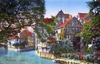 Ansichtskarte Hannover Leinepartie - 00298