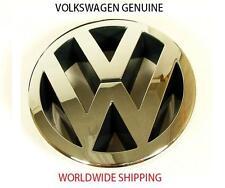 Volkswagen MK5 Rabbit/EOS/Jetta/ Touran Front Emblem GENUINE 1T0853601AFDY
