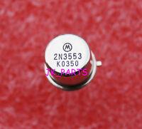2pcs New 2N3553 Transistors TO-39 MOT