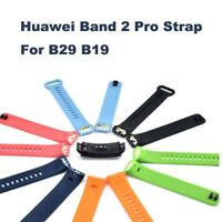 Soft TPU Silicone Sports Wirstband Strap Bracelet For Huawei Band 2 Pro B19 B29