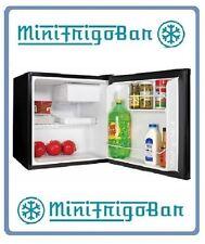Piccolo Mini BAR Frigo Portatile per Ufficio in Classe A+ Congelatore da Tavolo