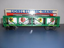 Lionel #19940 Lrrc Inside Track Vat Car Uncataloged
