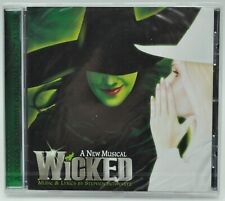 Wicked - A New Musical - Stephen Schwarz - New CD