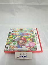 Mario Party Star Rush Nintendo 3DS Brand New Sealed