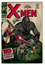 Marvel Comics X Men 34 Return of Mimic 1966 FN- 5.5 world darkness