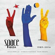 Space IBIZA 1989 - 2016 Mixed by Erick Morillo Giorgio Moroder and Mark Brown