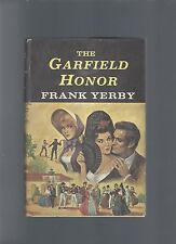 the GARFIELD HONOR, yerby, copyright 1961, dust jacket, * ( free shipping )