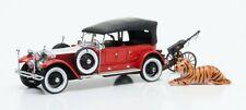 Matrix MAX51705-272 - Rolls Royce Barker Torpedo Maharaja de kota 1925 1/43