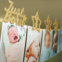 First Birthday Photo Banner, First Birthday Banner, Photo Banner, One Year Photo