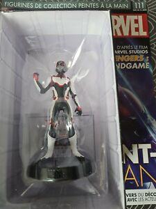Figurine ant man  Eaglemoss  Marvel Nouveautés 111 Super Héros