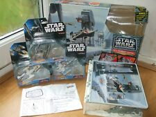 STAR WARS BATTLE OF HOTH THE EMPIRE STRIKES BACK ACTIONFLEET MICROMACHINES NEW S