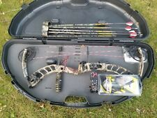 NEW 2019 $1200 PARKER POISON 32 COMPOUND BOW FULL SET UP