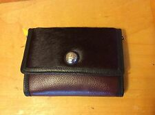 $160 Brighton Chic Fashion Art Purple Small Clutch or Crossbody Bag US21