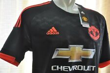 Manchester United Shirt 3rd 2015-2016 sz L *New with Vynil, Special Offer!!