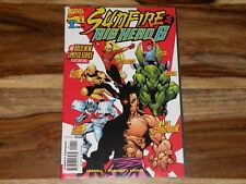 Sunfire & Big Hero Six #1 ~ 1998 ~ FIRST APPEARANCE ~ KEY ~ HIGH GRADE ~ NM