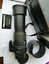 Sigma Apo 135-400mm F/4.5-5.6 Af Dg Objectif Sony / Minolta Objektiv