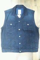 Original G-Star Slim Tailor Vest Jeans Weste WMN Gr. M Neu mit Etikett!