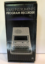 TEXAS INSTRUMENTS TI99 Program Recorder PHP2700 Brand New In Box Condition!