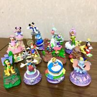 Mickey Mouse Disney Coca Cola Lawson Parade Figure Diorama Tokyo Disney Resort