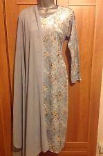 Designer Indian Outfit Salwar Kameez Size 12-14