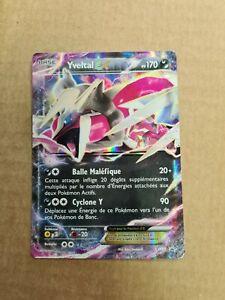 Carte Pokémon Yveltal EX XY150 - Ultra Rare - FR