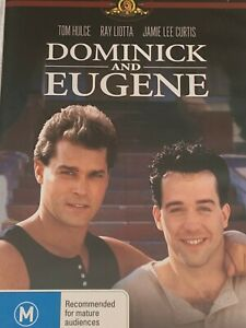 Dominick And Eugene  Ray Liotta Tom Hulce DVD Like New