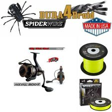 FOX RAGE CR600 + 280m Spiderwire 45 kg