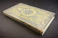 Ancien livre «Voyages et Découvertes des Compagnons de Colomb» 1854