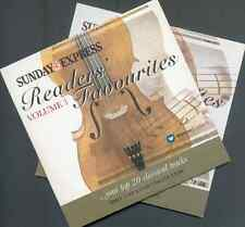 READERS' FAVOURITES: SUNDAY EXPRESS PROMO 2 CD SET: YOUR TOP 20 CLASSICAL TRACKS