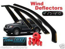 NISSAN Pathfinder  R51  2005 - 2012   5.doors  Wind deflectors 4.pc  HEKO 24253