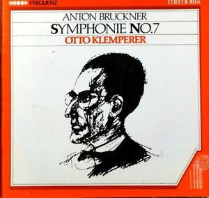 Bruckner - Symphonie No. 7 - Otto Klemperer -  CD, VG